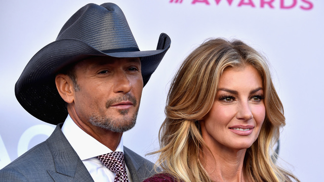 Tim McGraw and Faith Hill 52nd Academy of Country Music Awards98557153