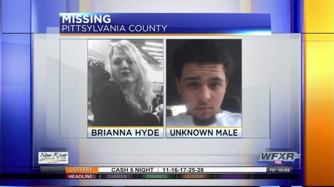 Police search for a missing girl from Pittsylvania County