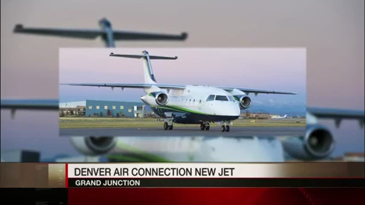 New Jet for the Denver Air Connection