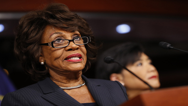 FBI: 2 additional suspicious packages addressed to Rep. Maxine Waters intercepted in LA