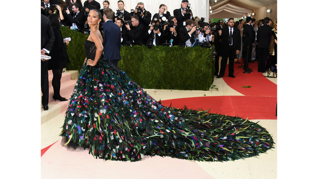 PHOTOS: 2018 Met Gala red carpet looks
