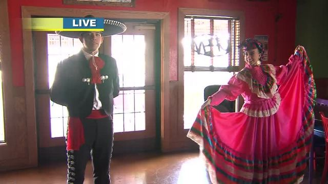 Celebrate Cinco de Mayo at El Jaripeo