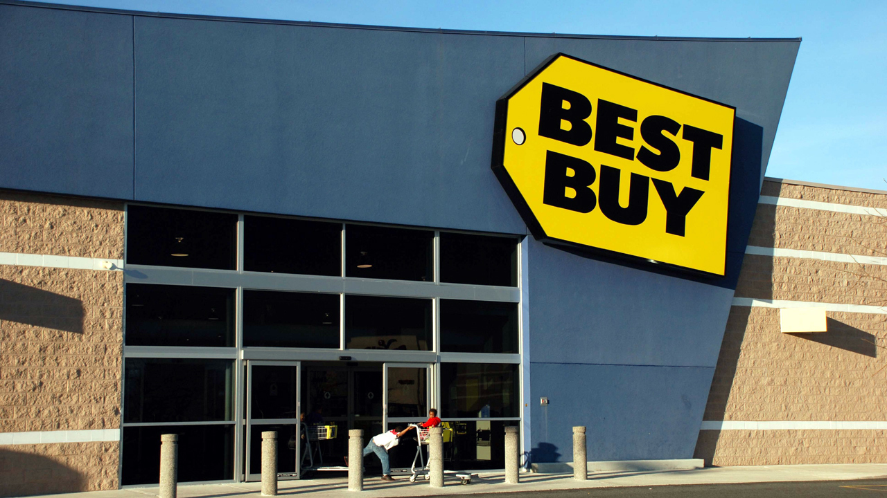 Not All Retailers Stink Best Buy Stock Hits All Time High