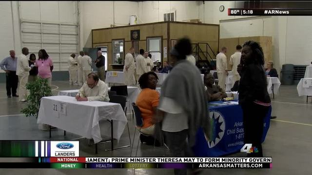 ADC Hosts Job Fair for Soon-to-be Released Inmates