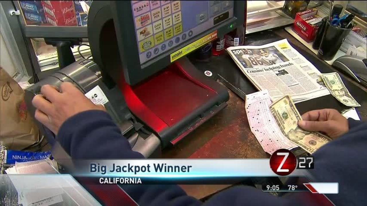 Winning Powerball Ticket Sold In California For Saturday S Drawing