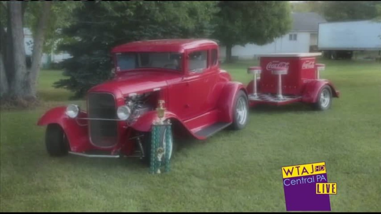 30th Annual Alum Bank Community Fire Co. Antique & Classic Car Show ...