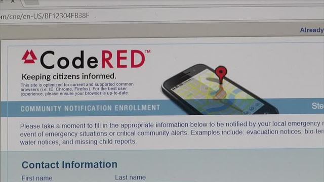 County officials remind residents to utilize this safety tool ahead