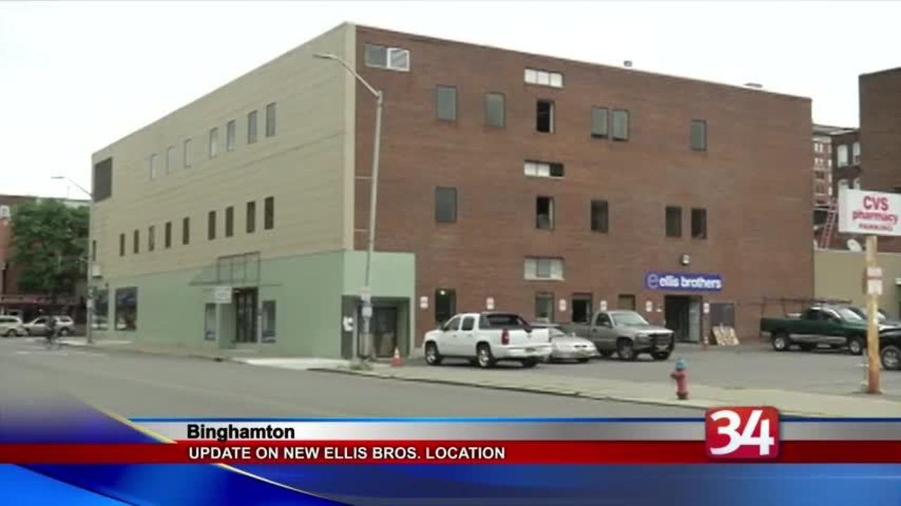 ellis brothers closer to moving into new downtown binghamton location