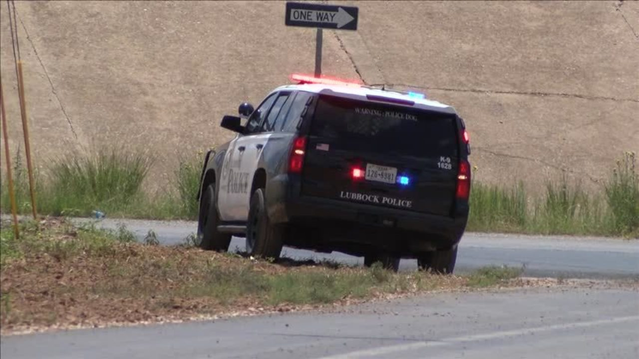 Driver Arrested After Leading Lubbock Police in Chase Early Saturday Afternoon - EVERYTHINGLUBBOCK