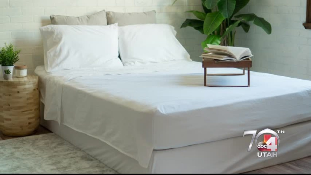 A New Set Of Sheets That Solves All Your Bed Making Problems