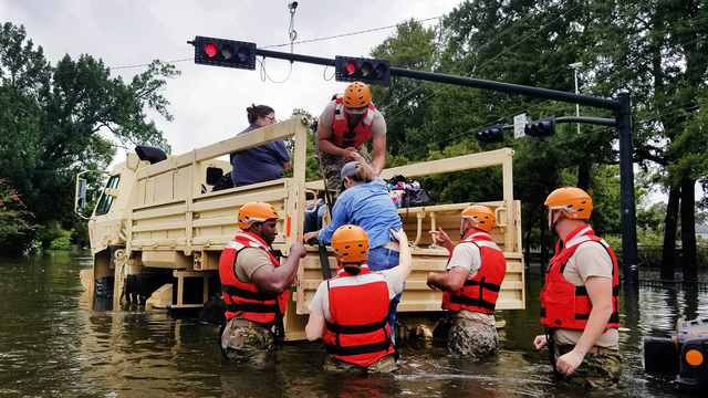 WI National Guard troops mobilized to support Hurricane Irma response