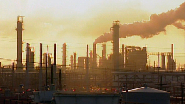 Nation's largest oil refinery shut down