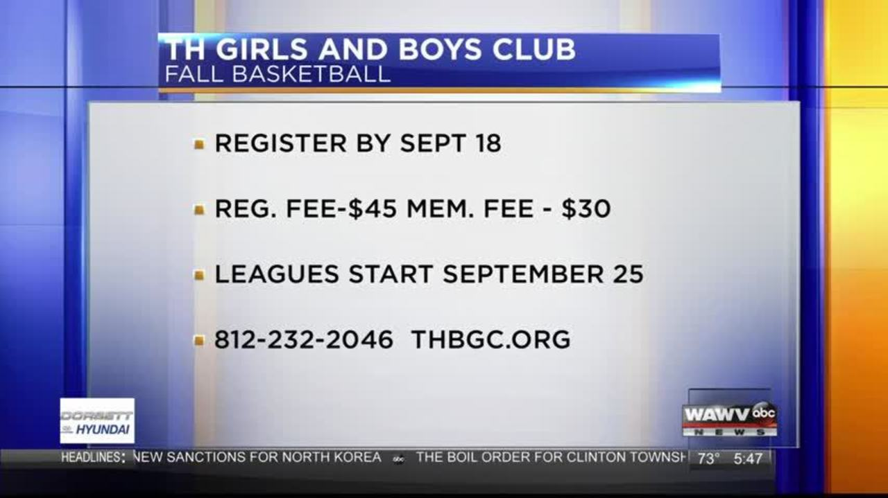 Live At Five Guests Terre Haute Boys And Girls Club