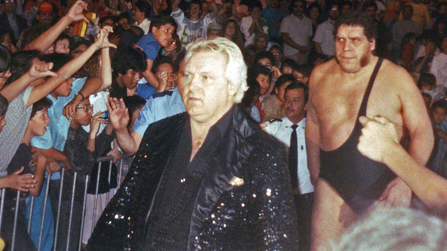 Bobby Heenan and Andre the Giant46068726