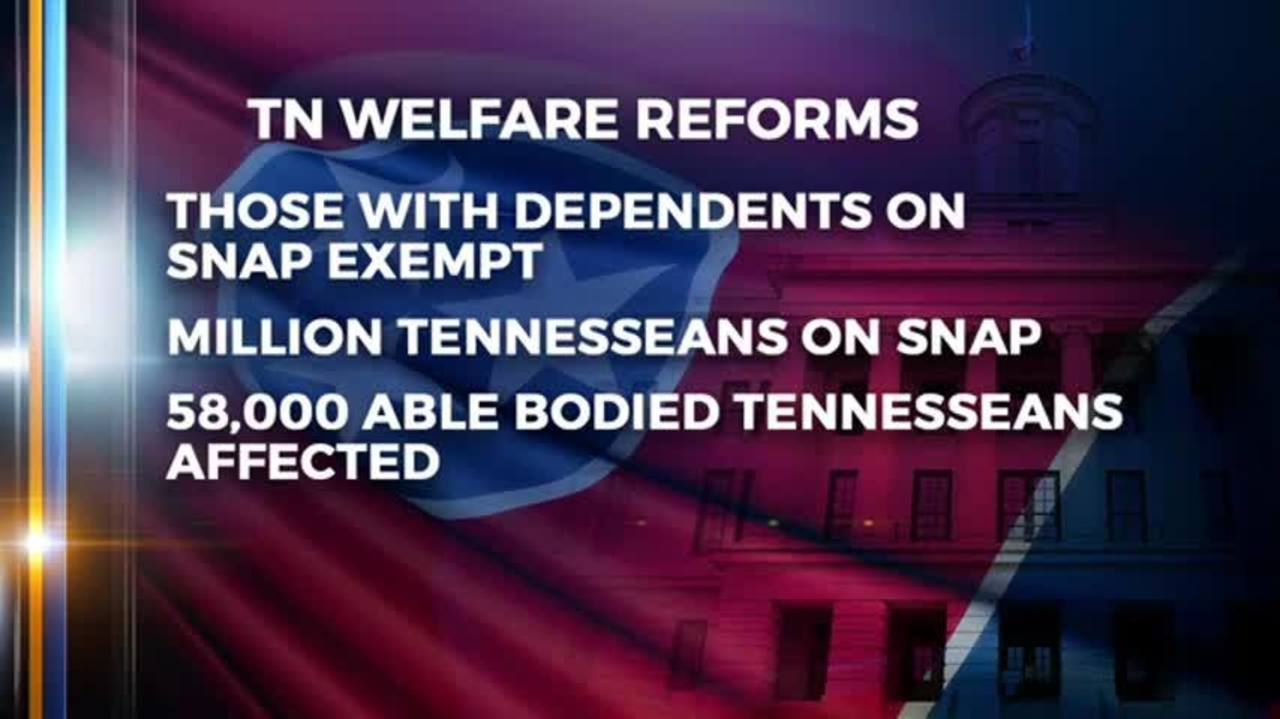 Changes Ahead For Tn Snap Recipients
