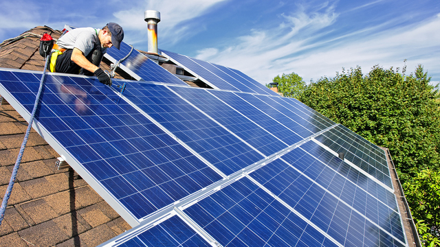 Senior center to get major solar energy grant