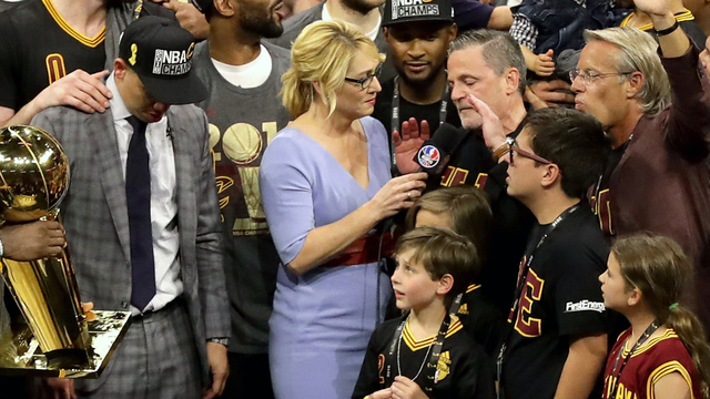 Doris Burke to be the first female full-time national NBA game analyst