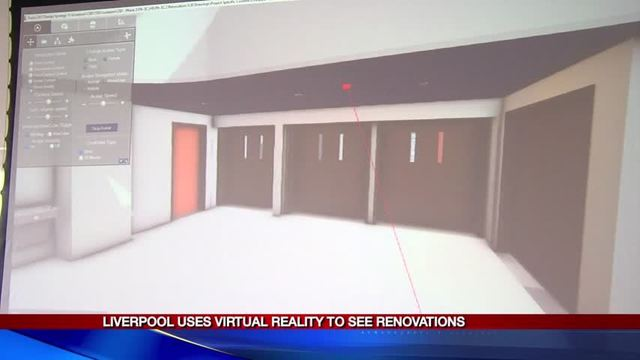 Liverpool school district uses virtual reality to preview high school renovations & Liverpool school district uses virtual reality to preview high ...