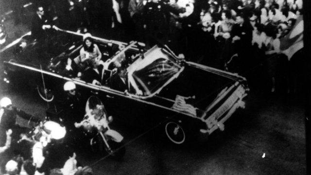 Thousands of JFK assassination documents released