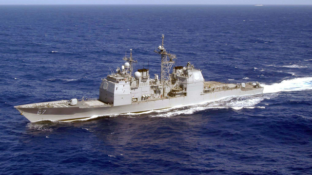 The United States Navy Turns 242 Today