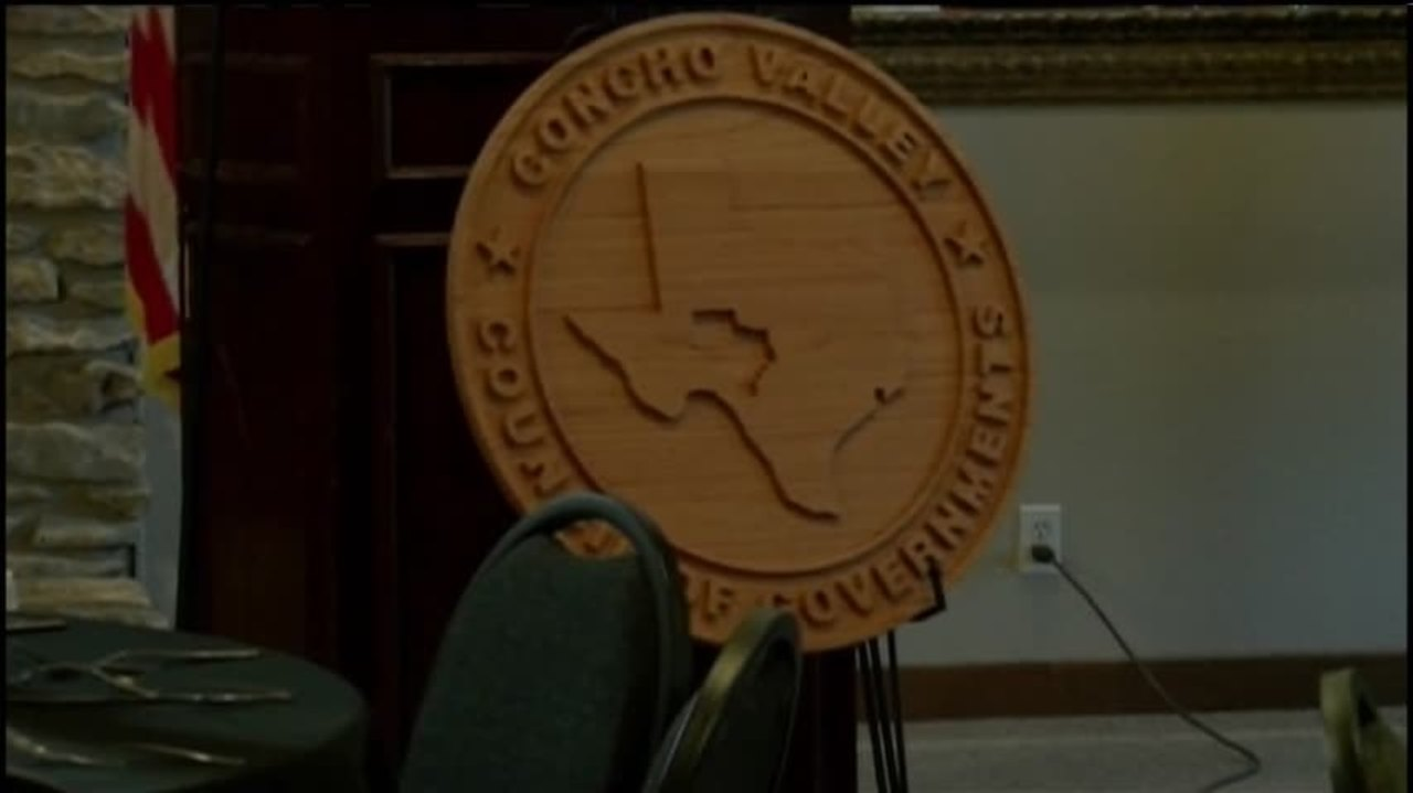 Concho Valley Council Of Governments Celebrates 50th