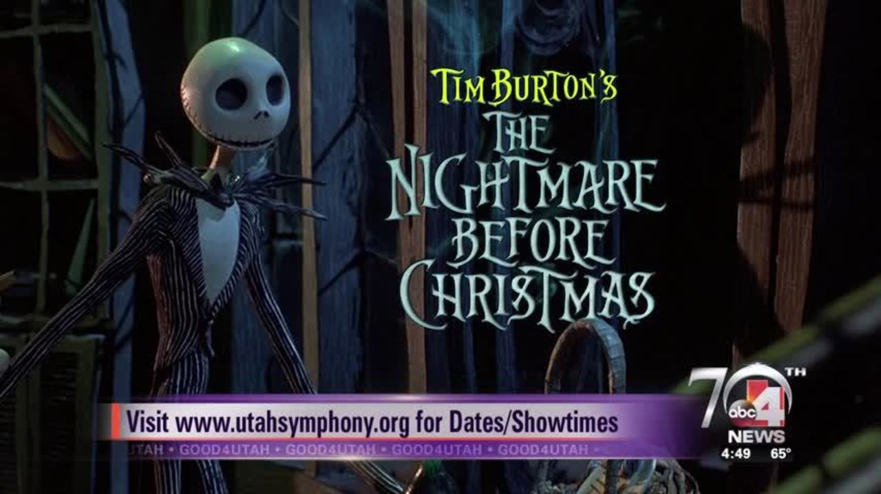 Utah Symphony - Nightmare Before Christmas