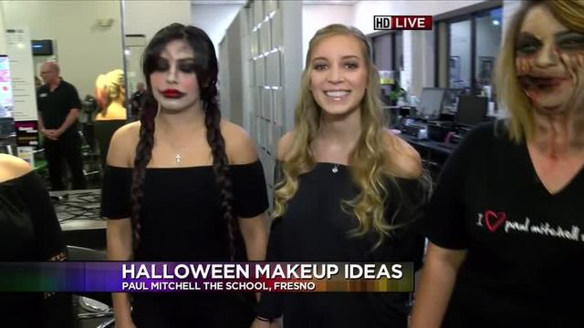 Halloween Makeup Party By Paul Mitchell The School Fresno Preview 4
