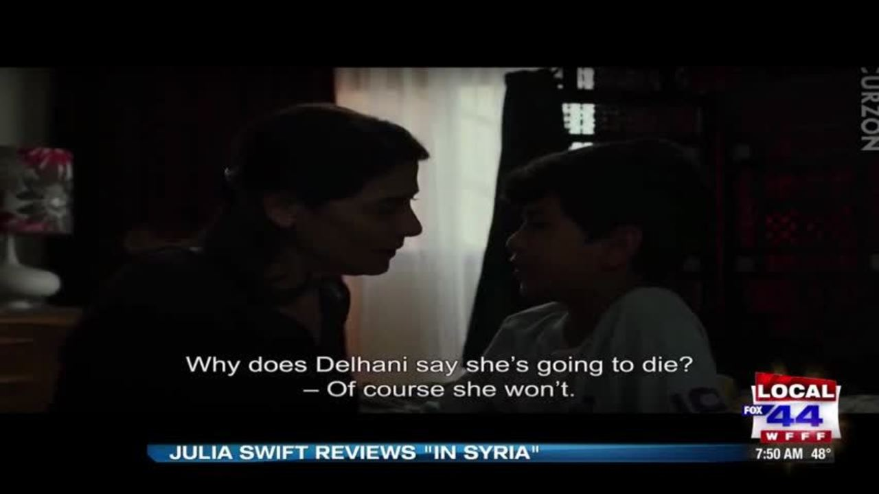 in syria movie
