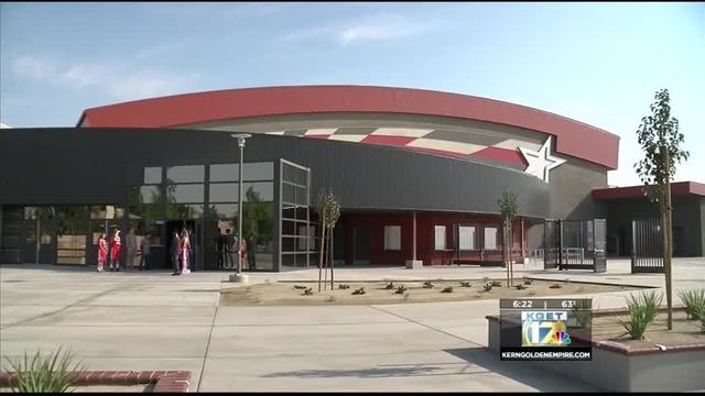 New Gym Unveiled At North High School