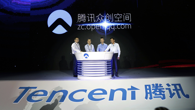 Chinese social media giant is worth more than Facebook