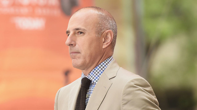Matt Lauer: 'To the people I have hurt, I am truly sorry'