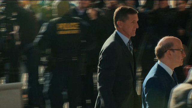 Flynn pleads guilty to lying to FBI, is cooperating with Mueller