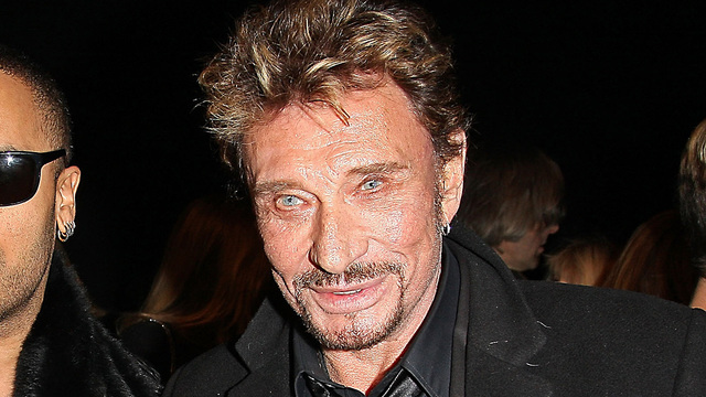 Johnny Hallyday for obits32971060
