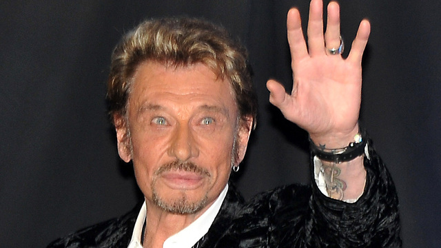 Johnny Hallyday, the Elvis of France, dies at 74