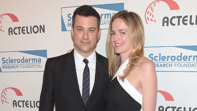 Jimmy Kimmel's wife opens up about their family drama