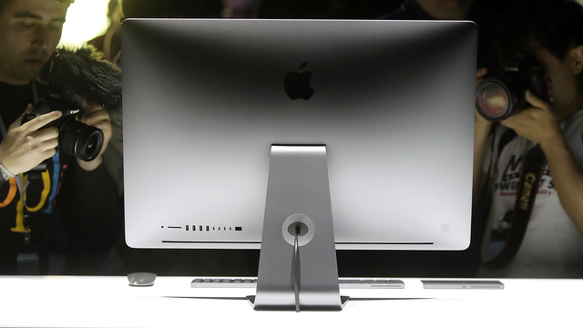 Apple's wildly pricey iMac Pro is here