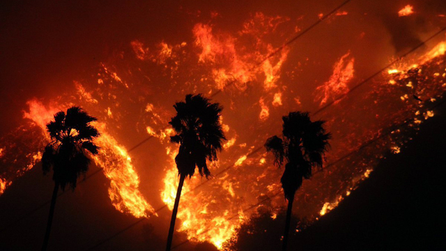 NY National Guard dispatched to help California fight wildfires