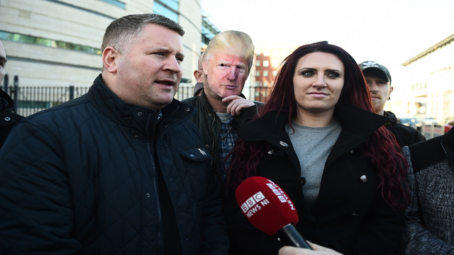 Twitter suspends Britain First account that Trump retweeted