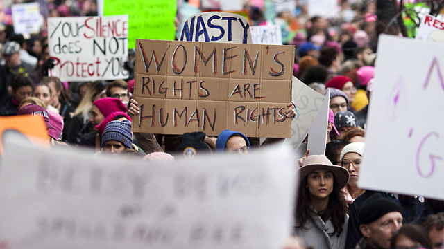 2017 top stories woman's march88789083