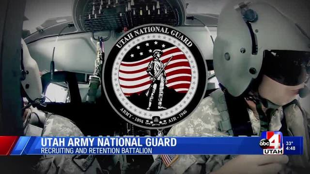 Utah Army National Guard Will Help Pay For Your Education