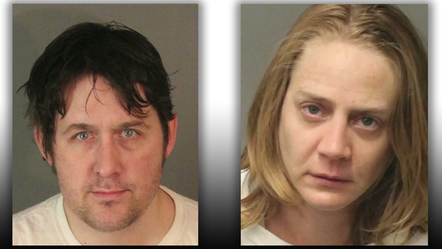 Couple arrested after drone used to deliver drugs