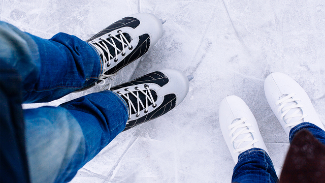 Build an outdoor ice rink in your backyard