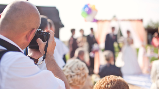 Must-capture wedding photos