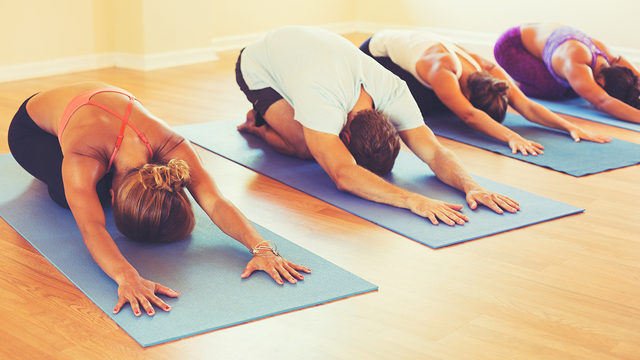 3 easy ways to get started with yoga