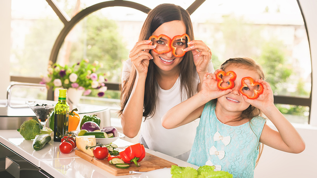 Healthy snacks for kids: 10 child-friendly tips