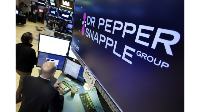 More Caffeine Please Keurig Is Buying Dr Pepper Snapple Yourerie