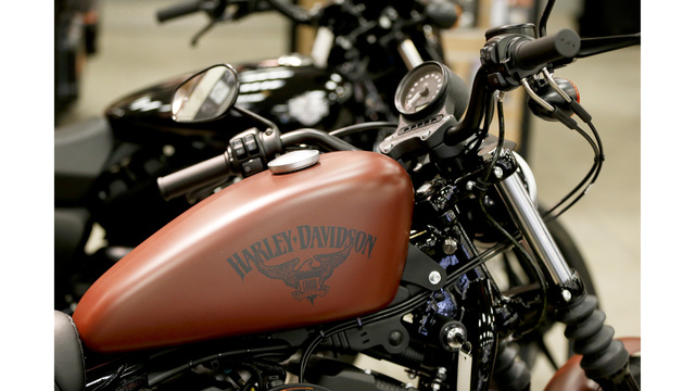 Harley Davidson internship allows you to ride and keep motorcycle