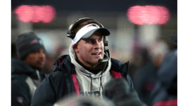 Colts have a new coach in Patriots' Josh McDaniels