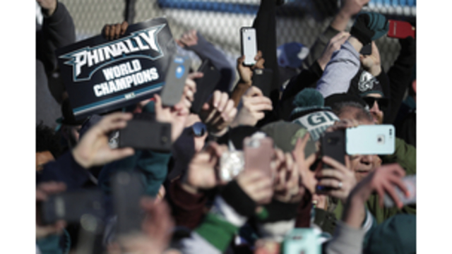 Philly Super Bowl parade plans to include dramatic surprises