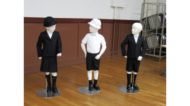 Japan public grade school under fire over Armani uniform
